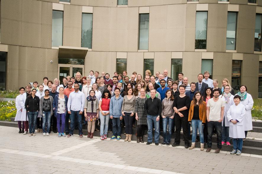 IKMB staff 2015