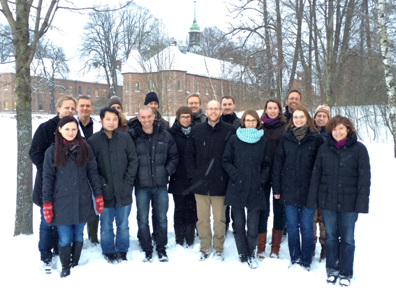 Microbiome meeting - 2013 in Oslo