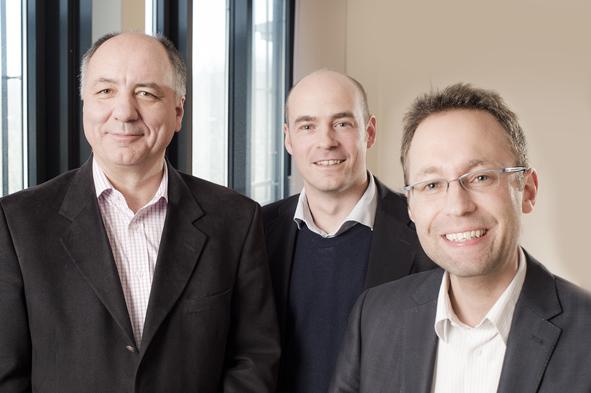 Board of Directors IKMB - Stefan Schreiber, Philip Rosenstiel, Andre Franke