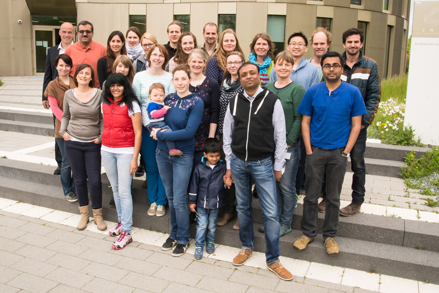 Research Group Cell Biology