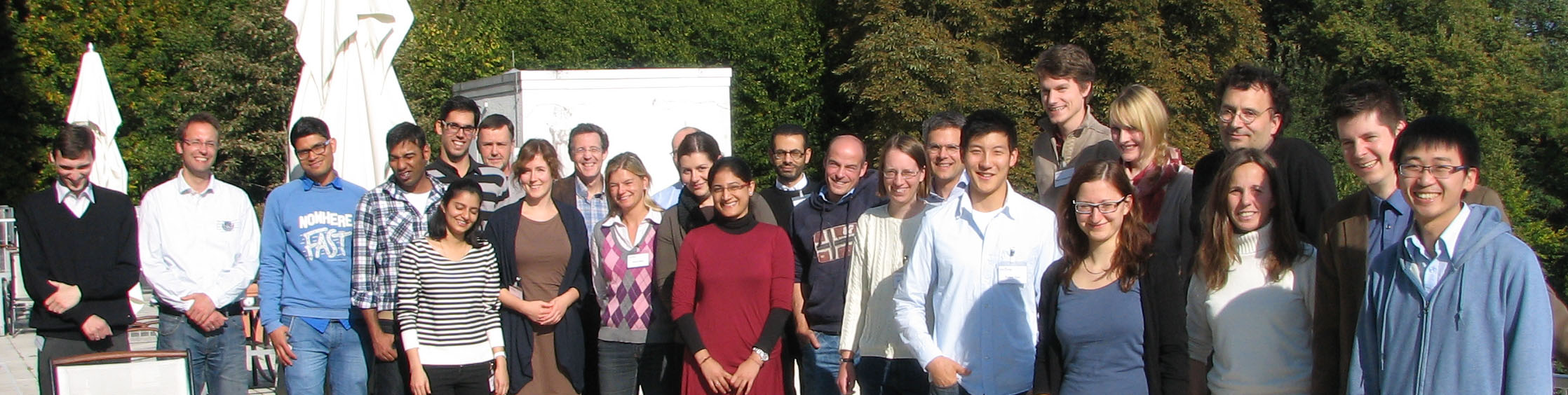 "Members of the Research Training Group ""Genes, Environment and Inflammation"""