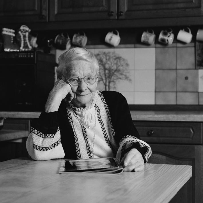Martha Füllgraf - Foto: Andreas Labes