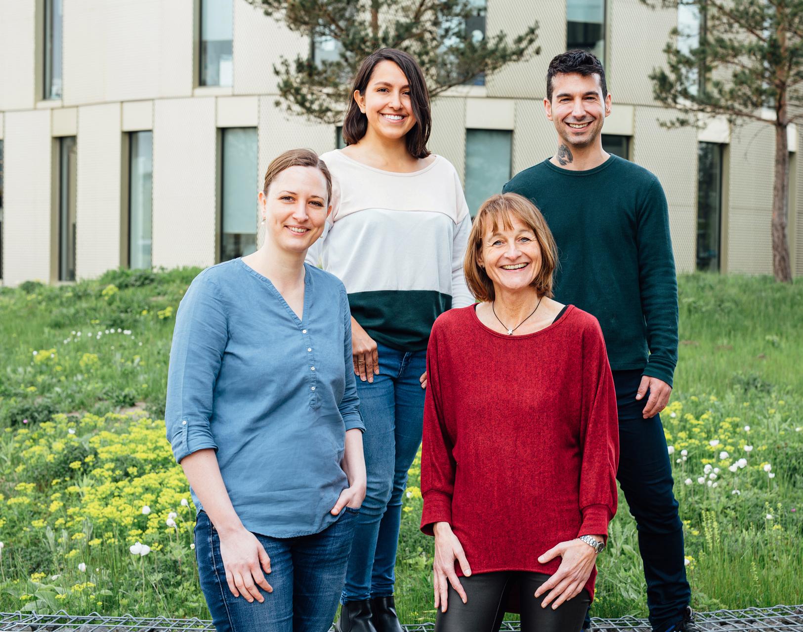 Team Biomedical Informatics and Genetic