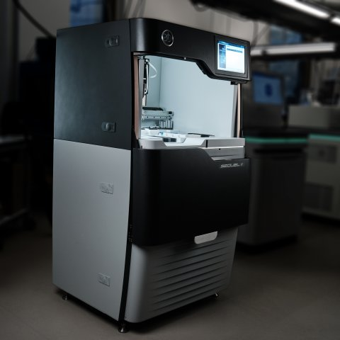 Sequel II (Pacific Biosciences, CA, USA), long-read sequencer