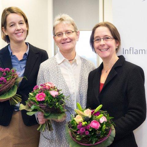 Dorothea Erxleben awardees 2018
