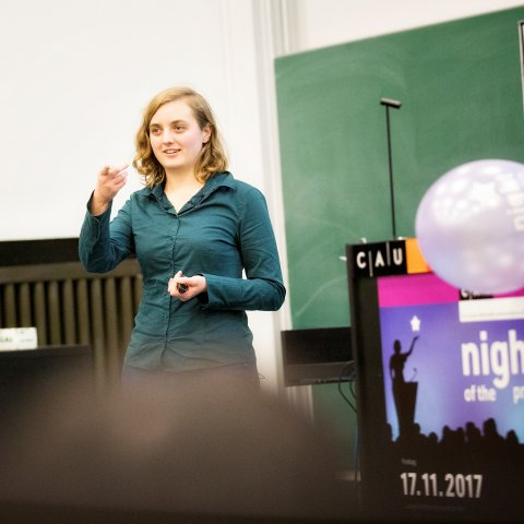 Mareike Wendorff - night of the profs 2017