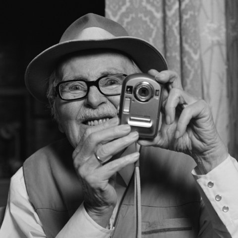Fritz Koch, Photo: Andreas Labes