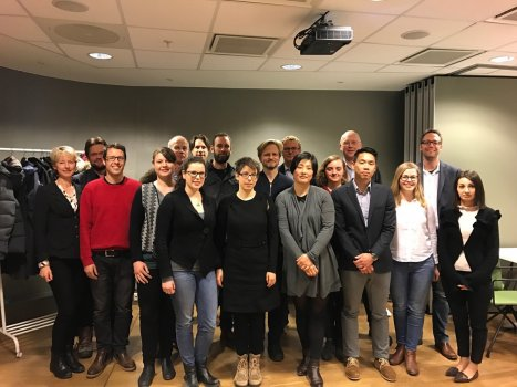 HLA-Workshop Oslo, March 2017; Copyright: IKMB